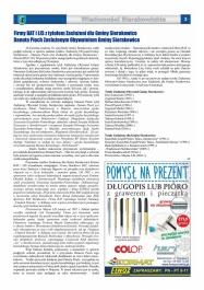 Wiadomości Sierakowickie 144 strona 3