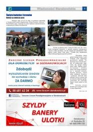 Wiadomości Sierakowickie 144 strona 7