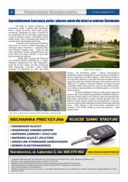 Wiadomości Sierakowickie 135 strona 2