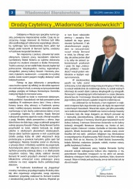 Wiadomości Sierakowickie 133 strona 2