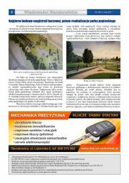 Wiadomości Sierakowickie 154 strona 2
