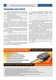 Wiadomości Sierakowickie 325 strona 2