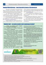 Wiadomości Sierakowickie 329 strona 2
