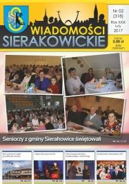 Wiadomości Sierakowickie 151 strona 1