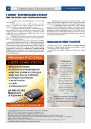 Wiadomości Sierakowickie 149 strona 2