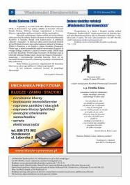 Wiadomości Sierakowickie 148 strona 2