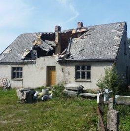 Szczególne zasady odbudowy, remontów i rozbiórek obiektów budowlanych zniszczonych lub uszkodzonych w wyniku działania żywiołu, który miał miejsce w sierpniu 2017 r.