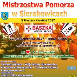 Plakat promujący Mistrzostwa w Baśkę