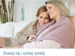 Mammografia - bezpłatne badanie