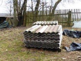 Pieniądze na likwidację azbestu (eternitu) dla mieszkańców z gmin poszkodowanych w ubiegłorocznej nawałnicy