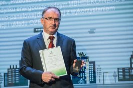 Nagroda główna dla Gminy Sierakowice za budowę Przedszkola Samorządowego w Sierakowicach