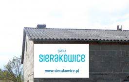 Gmina Sierakowice uzyskała dofinansowanie na usuwanie azbestu