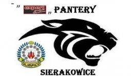 "logo zespołu ""expert""PANTERY Sierakowice/Malbork"