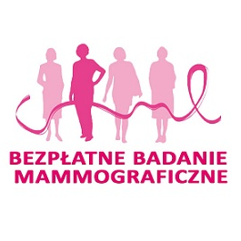 Bezpłatna mammografia dla kobiet w wieku 50-69 lat