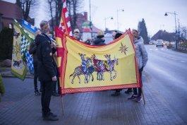 Orszak Trzech Króli w Sierakowicach