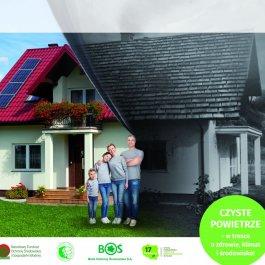 Mieszkańcy Gminy Sierakowice w czołówce ilości składanych wniosków do programu Czyste Powietrze