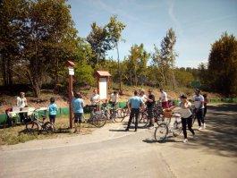 Pierwszy rajd rowerowy i piknik rodzinny za nami!