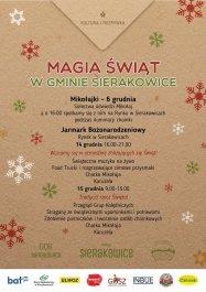 Magia Świąt w gminie Sierakowice!