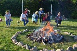 Sobótkowe  ognisko- sprawdź zanim rozpalisz ogień