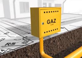 Podłącz budynek do sieci gazowej i skorzystaj z 45% dotacji