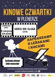 Kinowe czwartki w plenerze- Gowidlino