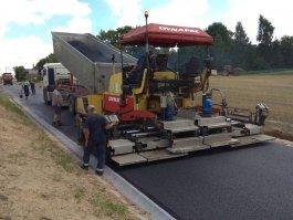 Ponad 5 000 000,00 zł na budowę dróg w Gminie Sierakowice