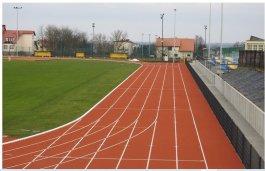 Stadion lekkoatletyczny - rezerwacja